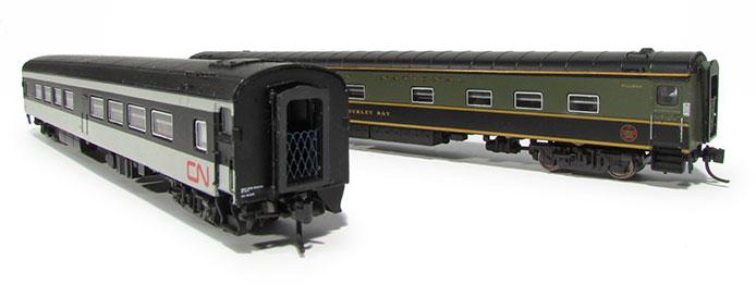 CN passenger cars