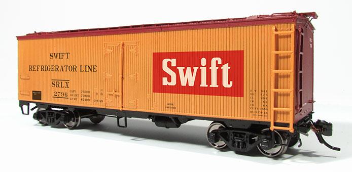Swift Meat Reefer