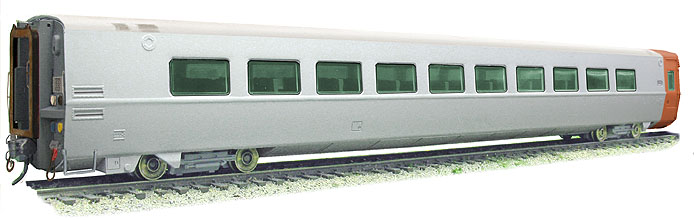 LRC Demonstrator Train