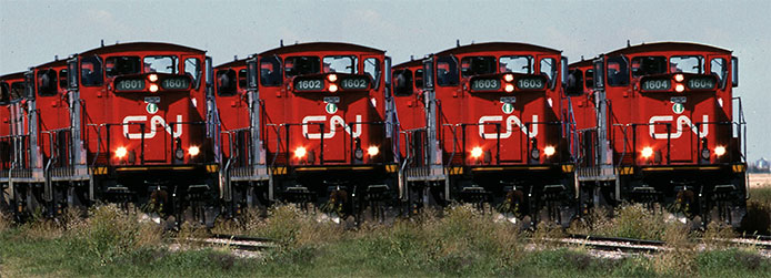 GMD-1 Fleet