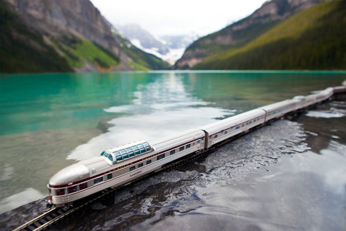 The Canadian in Miniature