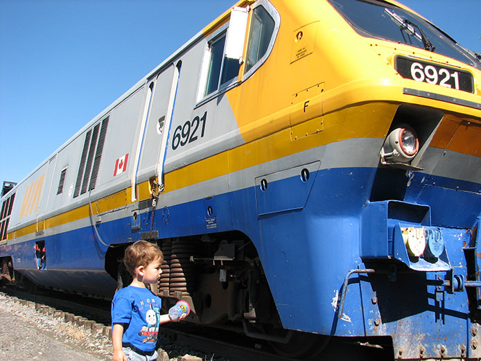 LRC 6921 Exporail