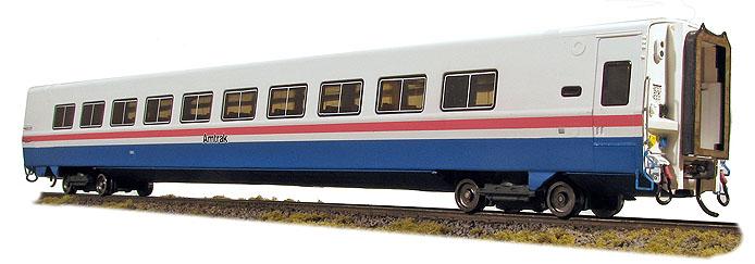 Amtrak LRC Coach