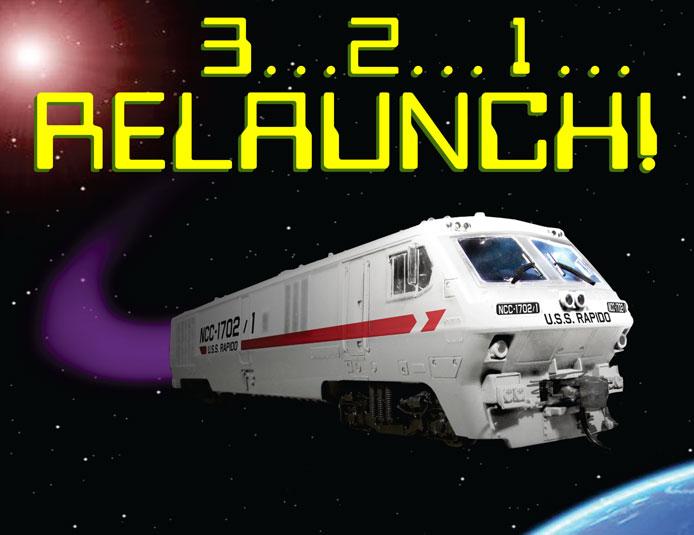 It's the LRC shuttlecraft!