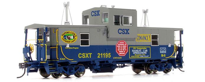 CSX Caboose