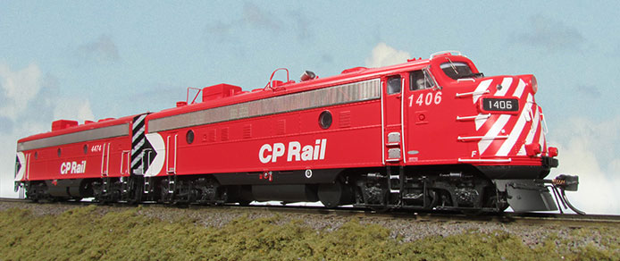 Canadian Pacific F-Units