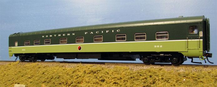 NP Passenger Car