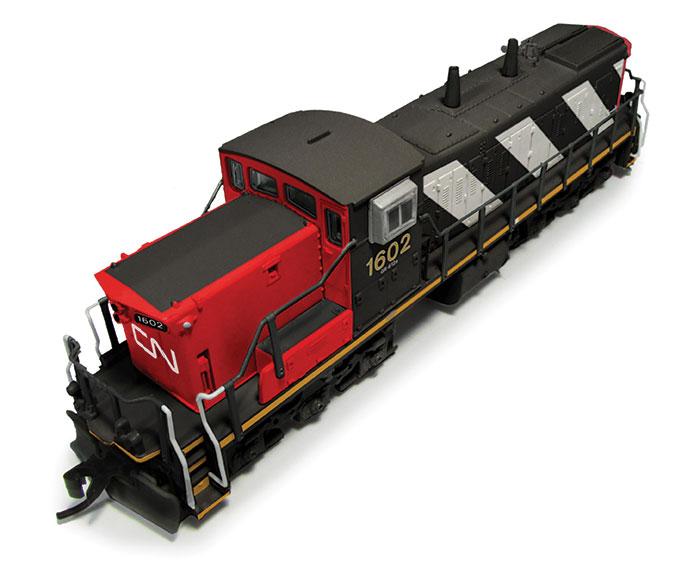 GMD-1 1600 Locomotive