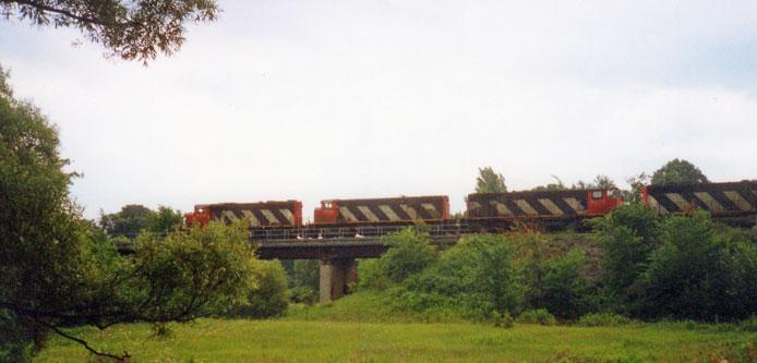 CN York Sub