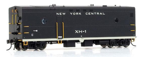 New York Central Steam Heater