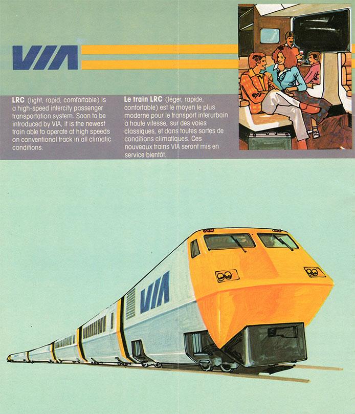 LRC Train Artist Concept