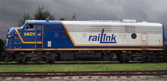 Railink 1401