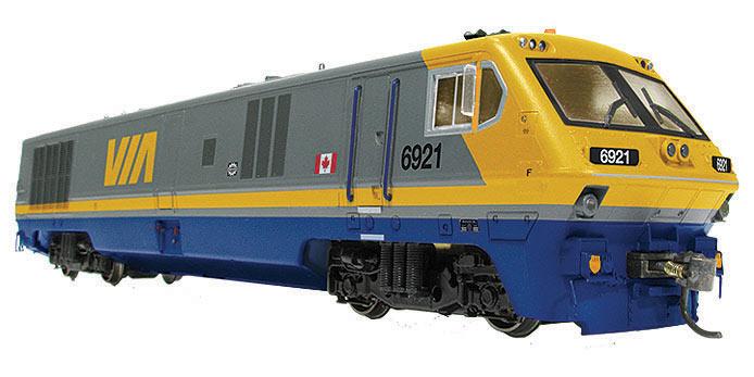 VIA LRC Locomotive