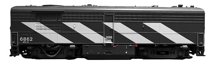 FPB-4 Locomotive