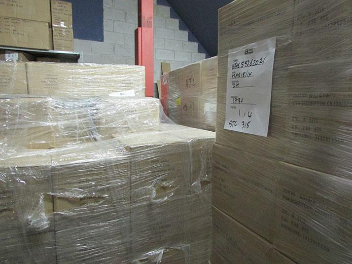Rapido Warehouse