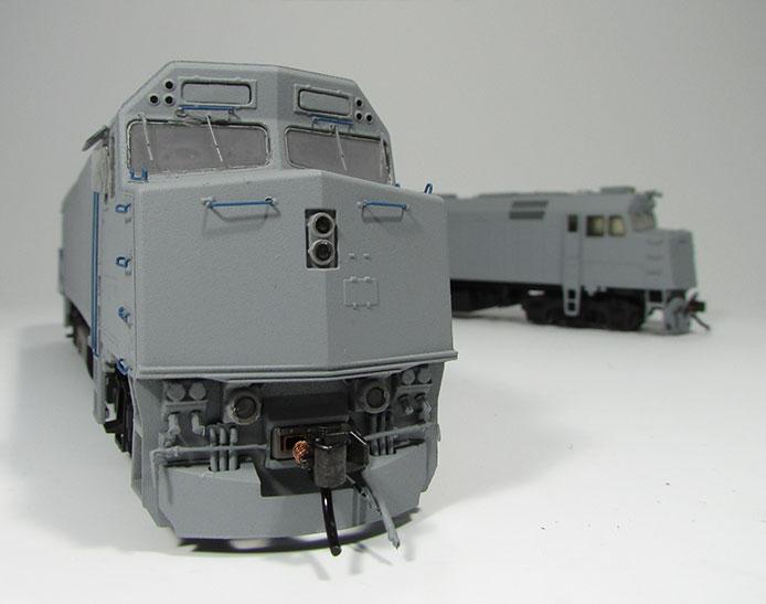 F40PH by Rapido Trains Inc.