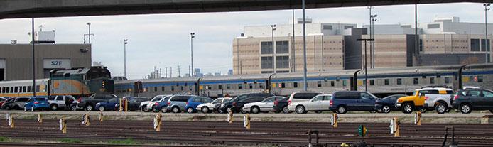 VIA Rail Sleeping Cars