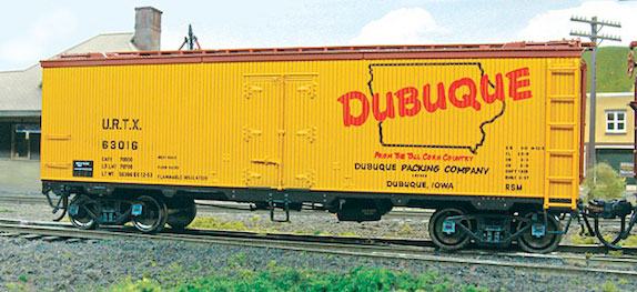 Dubuque Reefer