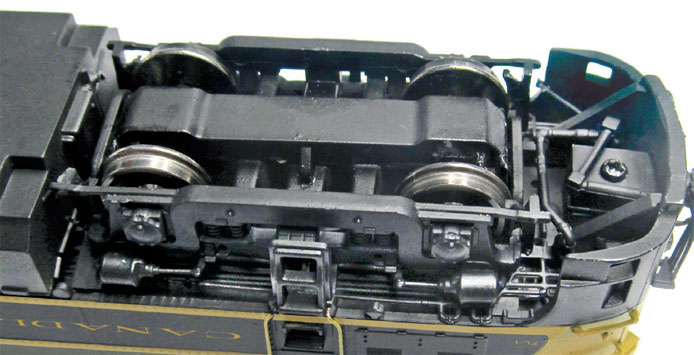 FPA-4 Locomotive