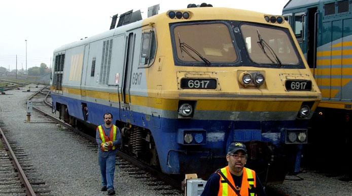 LRC Locomotive