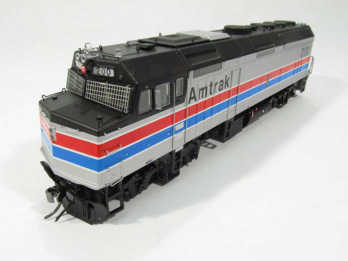 Rapido Amtrak F40PH Not Walthers