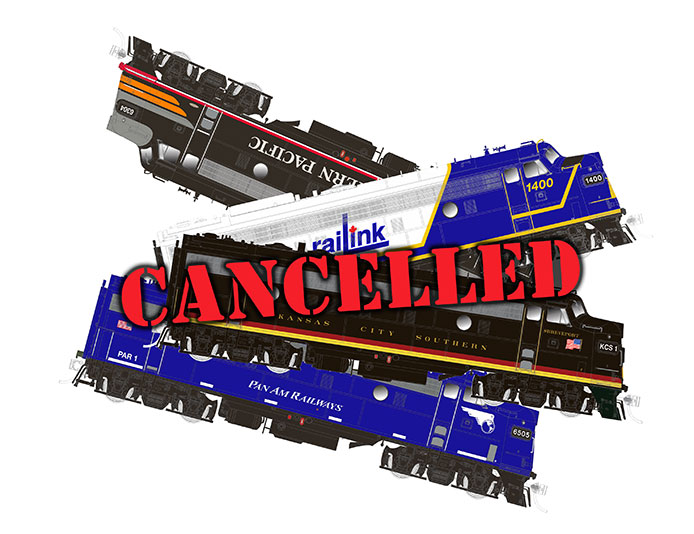 FP9A Cancelled