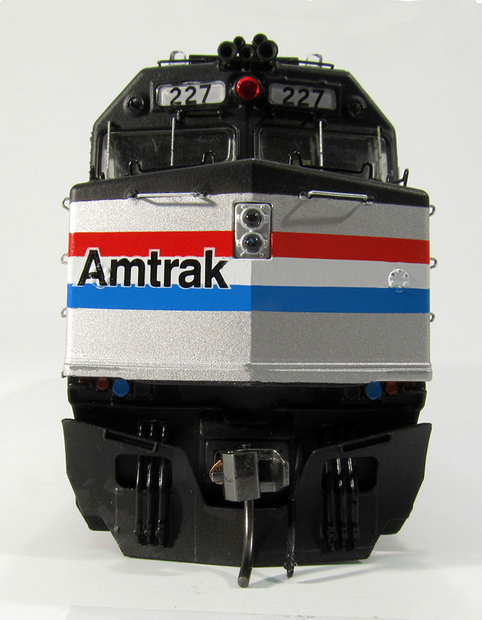 Rapido Amtrak F40PH Nose