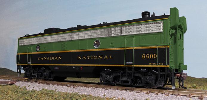 CNR F9B Locomotive
