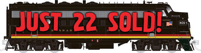 Kansas City Southern KCS-1