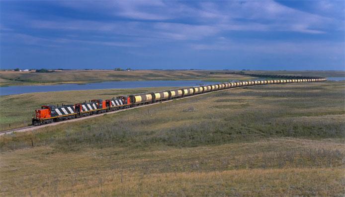 GMD-1 in Saskatchewan