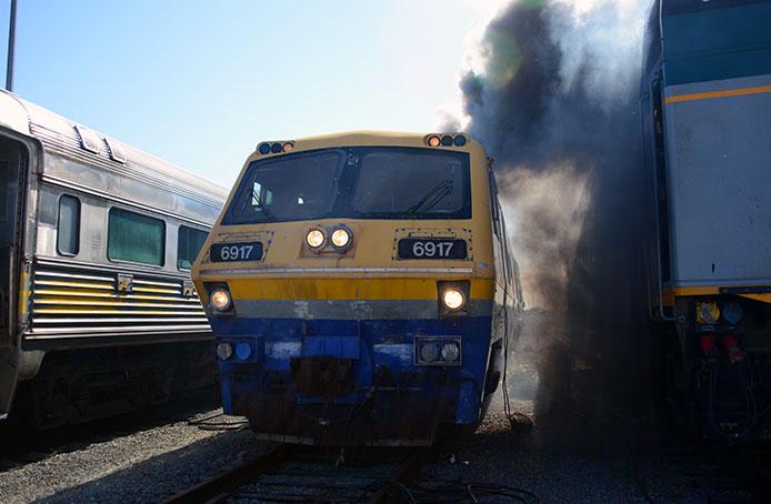 LRC Locomotive 6917