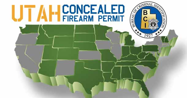 Utah Concealed Carry Permit Reciprocity Map New York Map - Us concealed carry reciprocity map