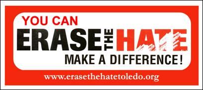Erase the Hate logo