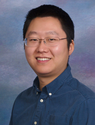Liang Fu, Assistant Professor in the MIT Physics Department.