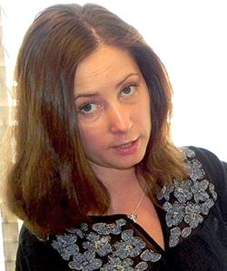 MIT Postdoctoral Associate Taisiya Skorina