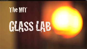 MIT Glass Lab: Where art meets science
