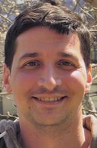 MIT Postdoctoral Associate Alvaro Sanchez
