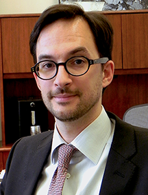 Antoine Allanore, Thomas B. King Assistant Professor of Metallurgy in the Department of Materials Science & Engineering at MIT.