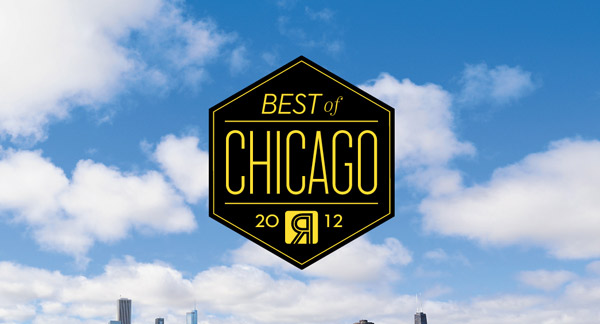 Best of Chicago Chicago Reader 2012