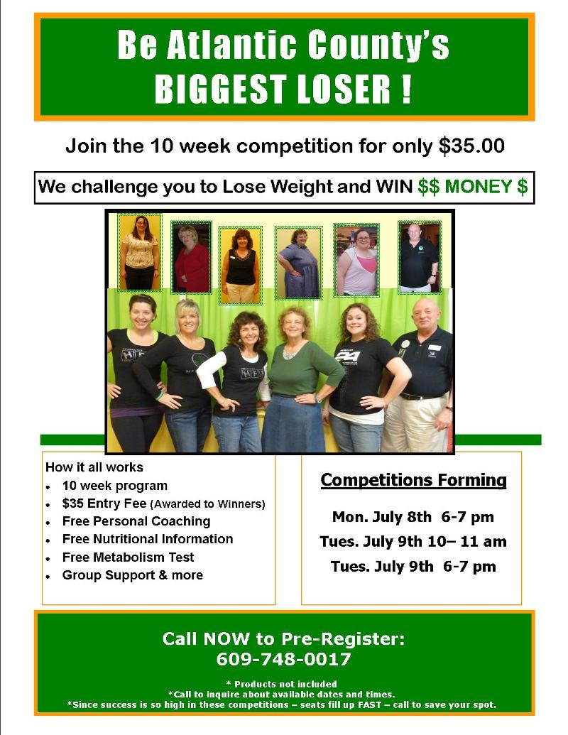News from Galloway Nutrition - Weight Loss Challenges, FitCamp!