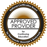 NCTMB Approved Provider