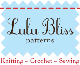 Lulu Bliss Patterns Logo