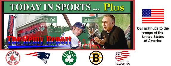 Today in Sports Banner