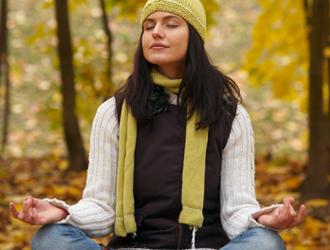 fall meditation