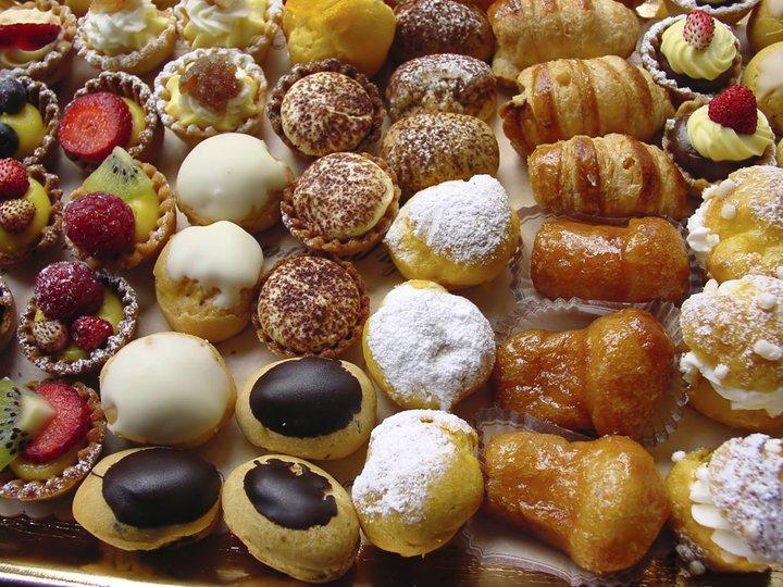 Villa Italia Pastries