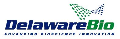 Delaware Bio logo