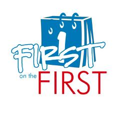 First on the First race logo