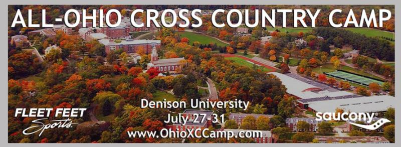 All-Ohio XC Camp