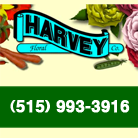 Harveys Floral Co. - Adel Iowa