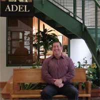 Brett Klein, Adel City Manager